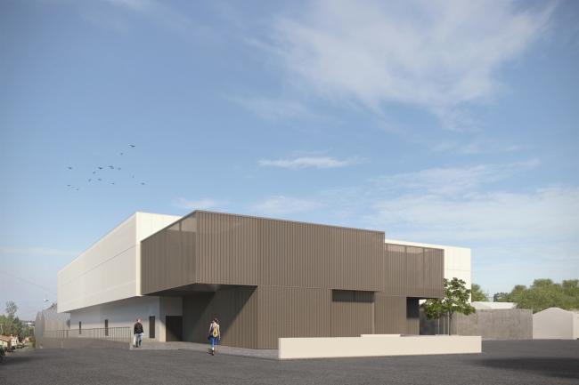 Sport's Building